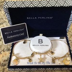 Bella Perlina wish to be by the sea bracelet set